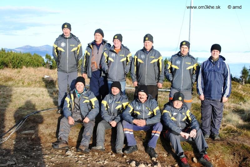 A1 Contest 2014 JN99JC Martinské Hole